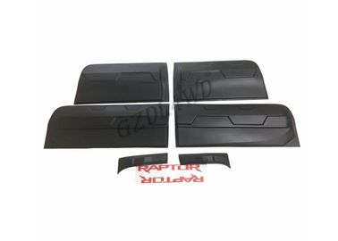 Modified Raptor Style Side Door Molding Trims For Ford Ranger T7 Wildtrak 2015 Onwards